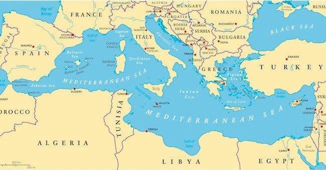 Permalink to: Sorveglianza alle frontiere, droni e militarizzazione del Mediterraneo