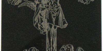 Jesus Cross Marble 3
