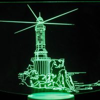AD Laser Images - Lighthouse 2