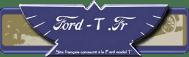 La Ford modèle T en France