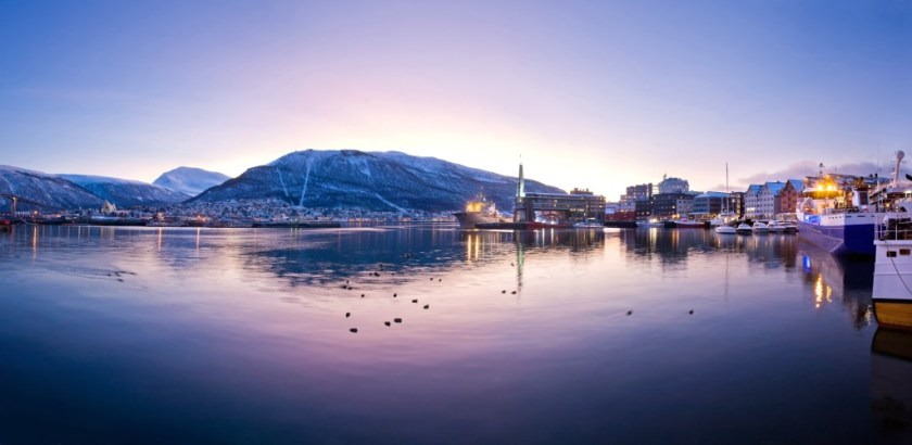 to Tromso, Norwar Best Served Scandinavia