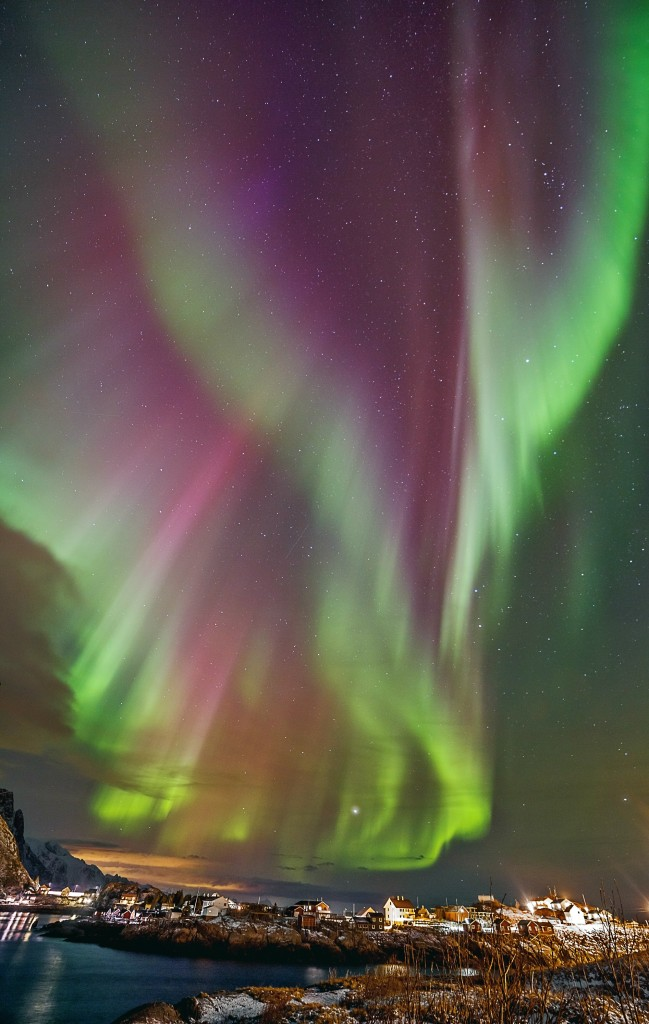orthern Lights in Tromso, Norwar Best Served Scandinavia
