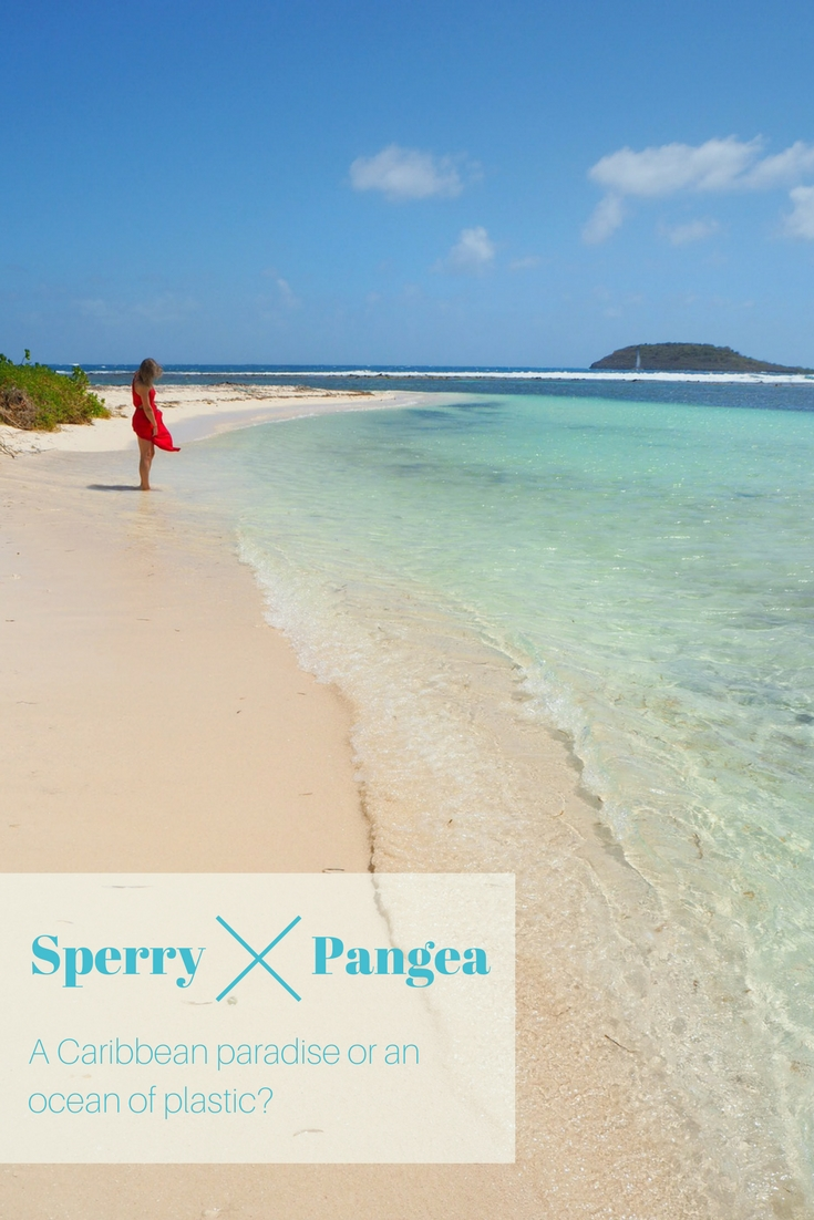 Help fight ocean plastic pollution - Sperry and Pangea