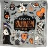 BT21 Halloween Blanket