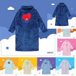 NEW BT21 PAJAMAS SHIRTS