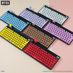 BT21 KEYBOARD