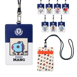 BT21 School Card holder