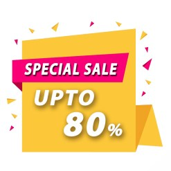 [SPECIAL SALE - UP TO 80%]