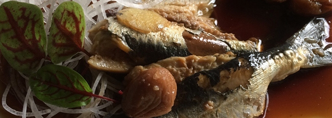 Poisson -Sardines