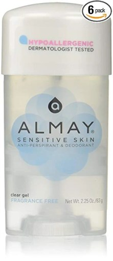 Almay Sensitive Skin Clear Gel - A-Lifestyle