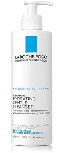 La Roche-Posay Toleriane Hydrating Gentle Cleanser - A-Lifestyle
