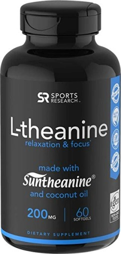 Theanine supplement - A-Lifestyle