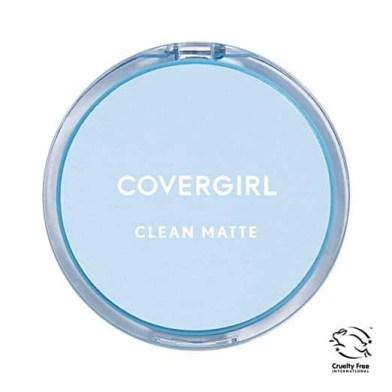 COVERGIRL Clean Matte Pressed Powder