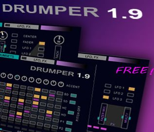 Drumper drum machine free