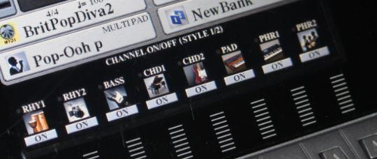 Image Result For Style Keyboard Yamaha Baru
