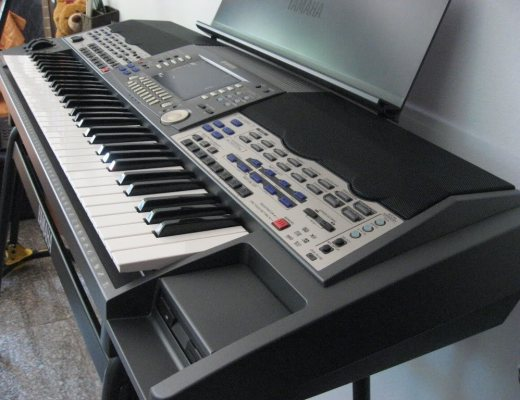 PSR 9000, Yamaha PSR 9000, Movies Styles, 9000 Latin, Pop & Rock, Rock & Pop