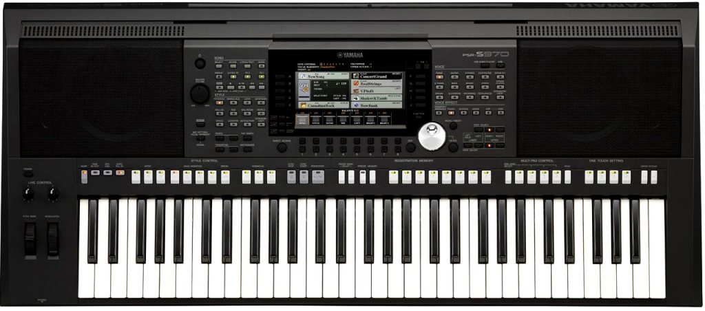 Yamaha PSR S970, PSR 970, Bossa Styles, Samba Styles, Rumba Styles, Latin Mix Styles, Latin Styles