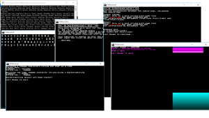 Helpers Library and some test functions running.