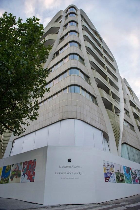 Apple Store Brussels