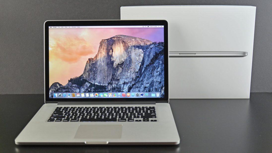 MacBook Pro 15-inch 2015