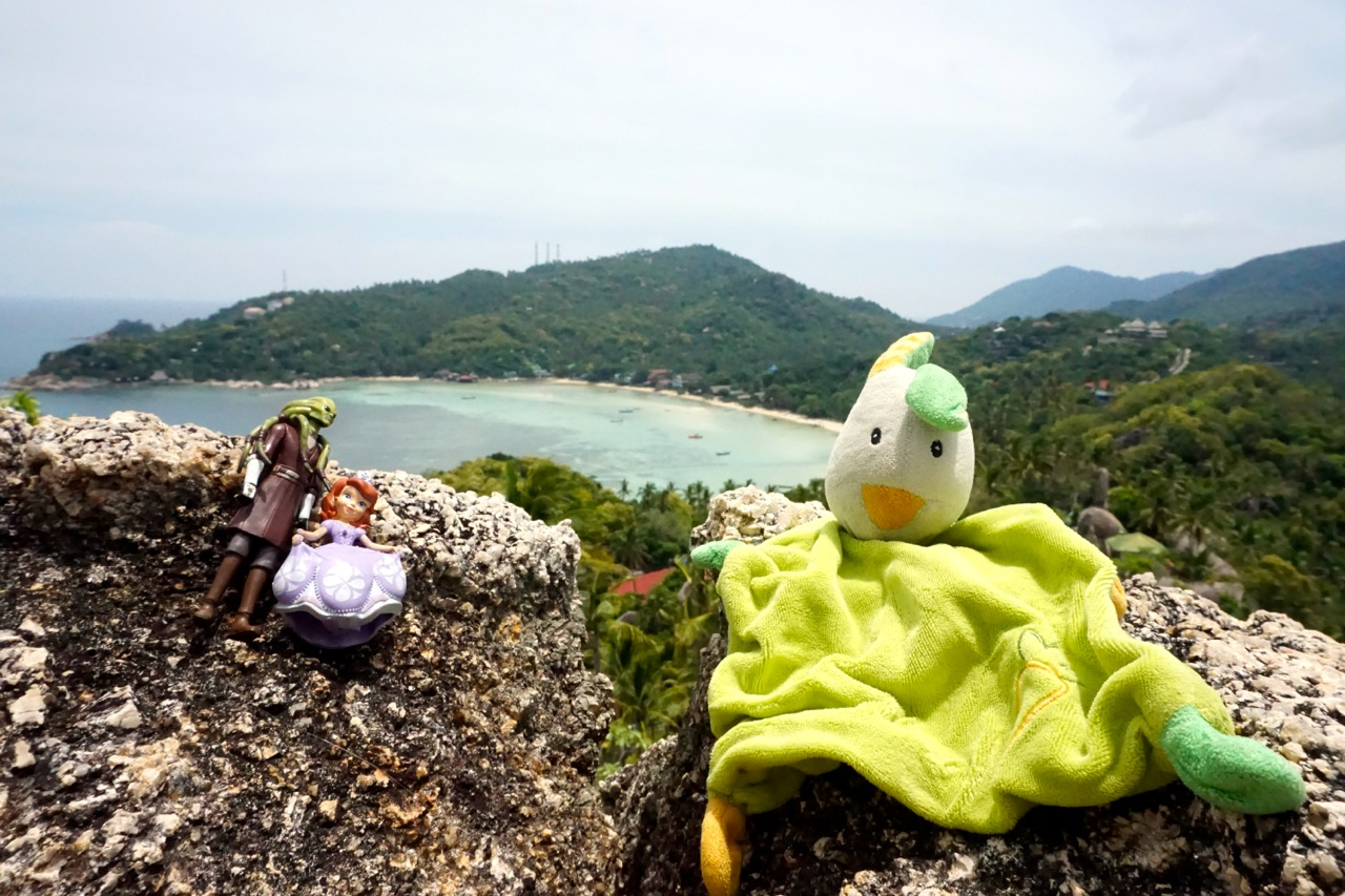 Thaïlande, île de Koh Tao