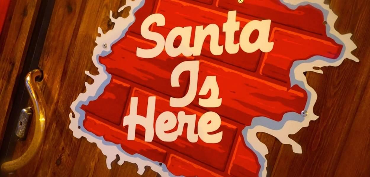 Laponie, Santa Claus