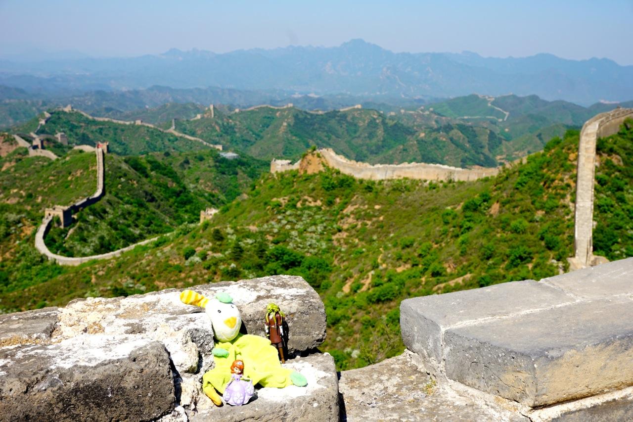 Chine, Grande Muraille