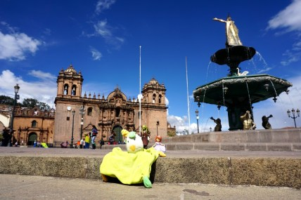 Pérou, Cusco