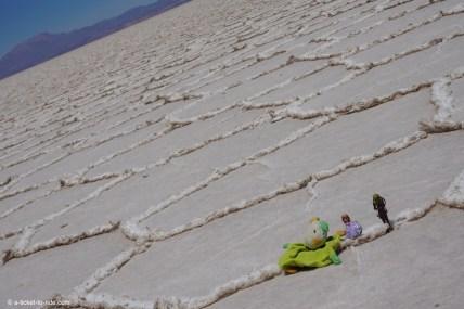 Bolivie, Salar d'Uyuni
