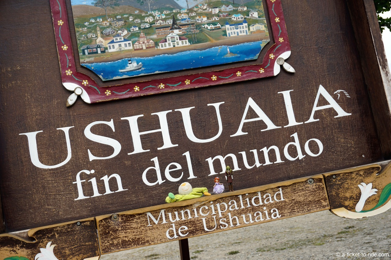 Argentine, Ushuaïa