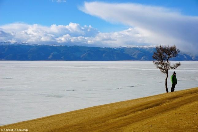 Russie, Baikal, île d'Olkhon