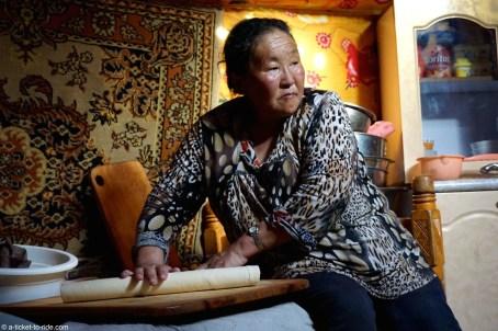 Mongolie, en cuisine