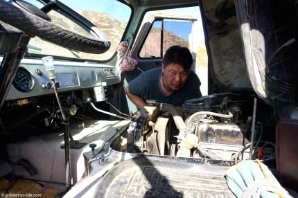 Mongolie, Tsegii