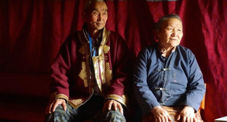 Mongolie, Ongiin Khiid, gardien du temple