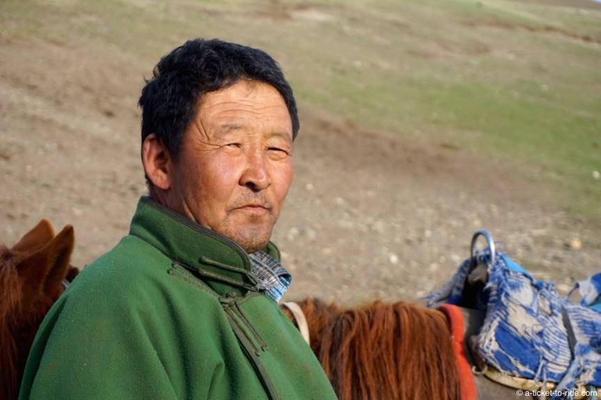 Mongolie, Vallée d'Orkhon, Möngke