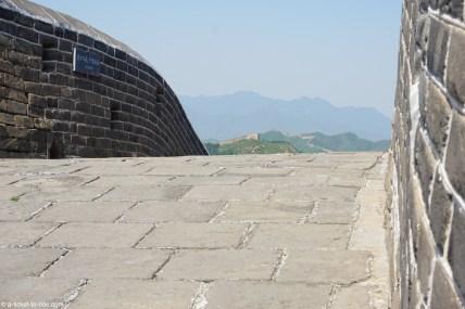 Chine, Jinshanling, Grande Muraille