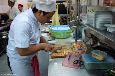 Vietnam, préparation nems