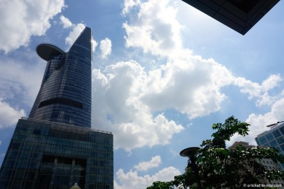 Ho Chi Minh Ville, Bitexco tower
