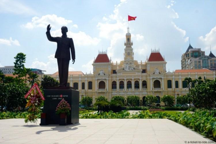 Vietnam, Saïgon, Ho Chi Minh