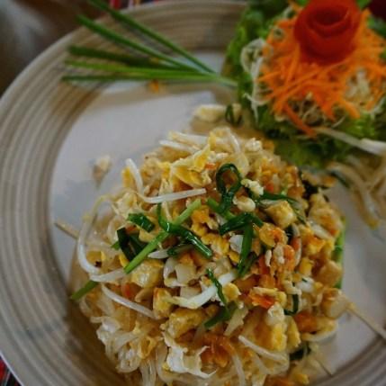 Thaïlande, Chiang Mai, padthai
