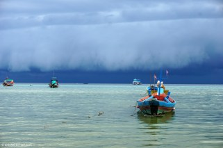 Thaïlande, Koh Tao, Chalok