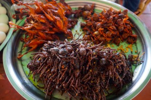 Cambodge, bon appétit !
