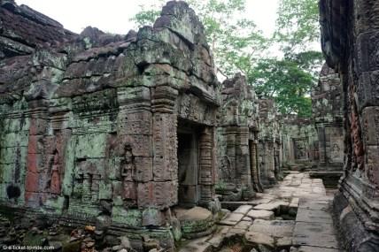 Cambodge, Angkor, Preah Khan