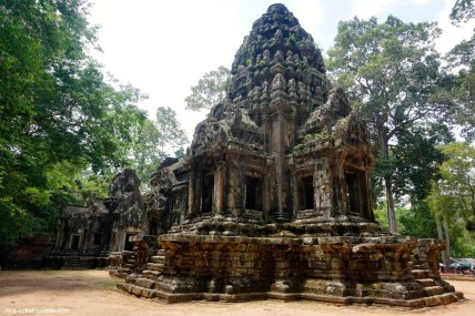Cambodge, Angkor, Thomanon