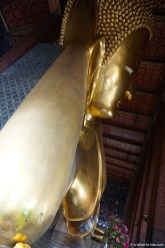 Thaïlande, Bangkok, wat Pho, bouddha géant