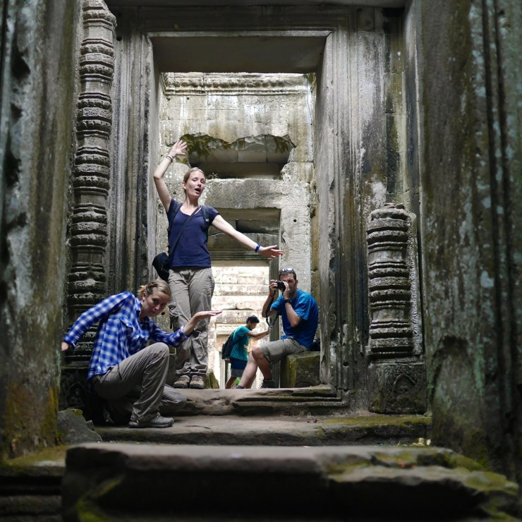 Cambodge, Angkor, Preah Khan ©Oniralama