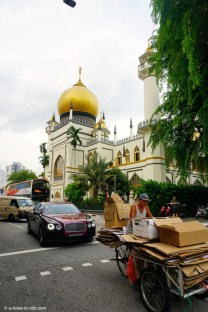 Singapour, Grande mosquée