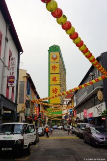 Singapour, Chinatown
