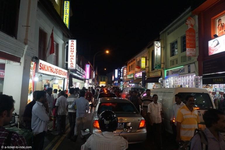Singapour, Little India
