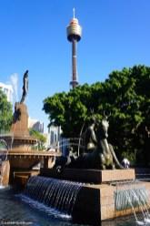 Australie, Sydney, Sydney tower